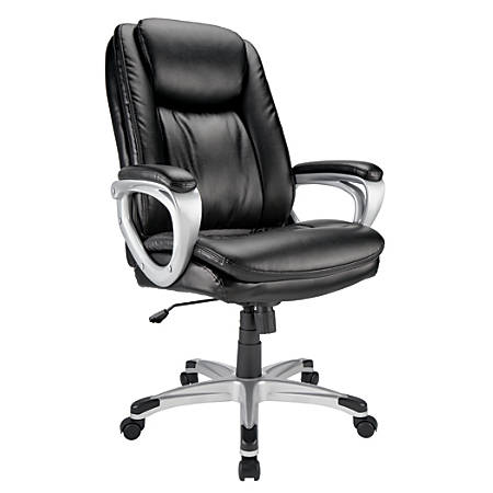 Realspace Tresswell Chair BlackSilver - Office Dep