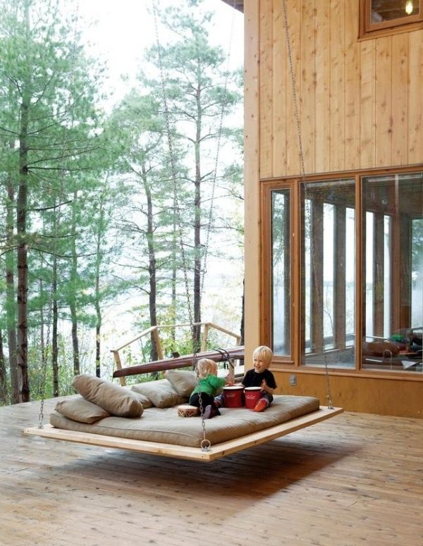37 Outdoor Beds That Offer Pleasure, Comfort And Sty
