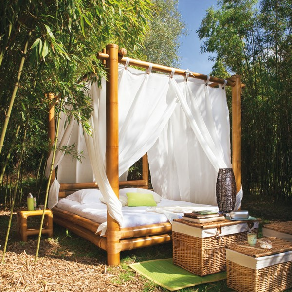 Practical Ideas for Relaxing Outdoor Be