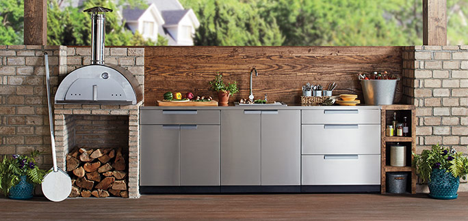 Outdoor Kitchens - The Home Dep