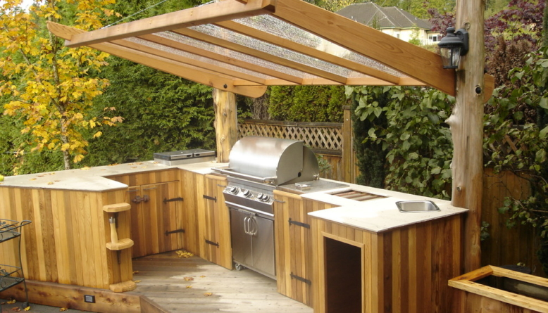 How to Build the Ultimate Outdoor Kitchen Designs - DIY Home A