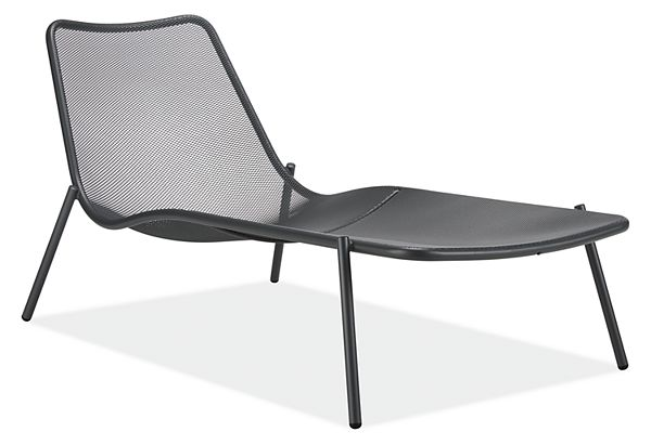 Soleil Chaise Lounge Chair - Modern Outdoor Lounge Seating .