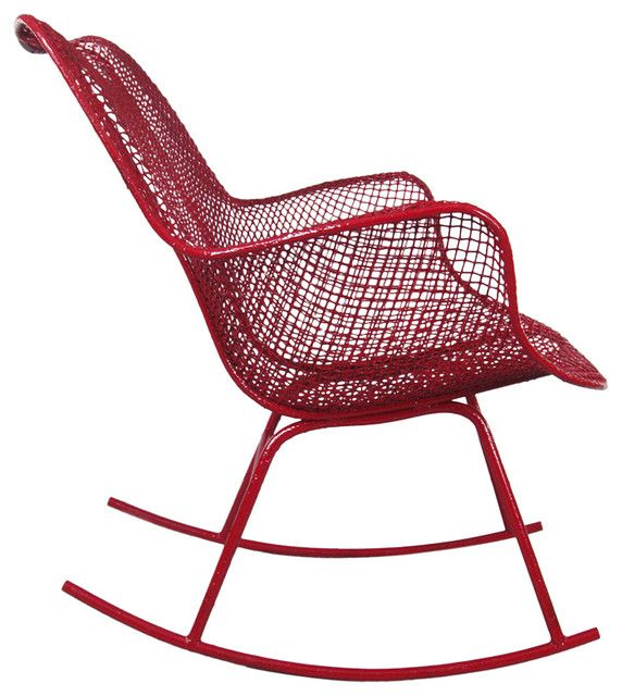 Modern Outdoor Rocking Chair Contemporary Outdoor Rocking Chair .