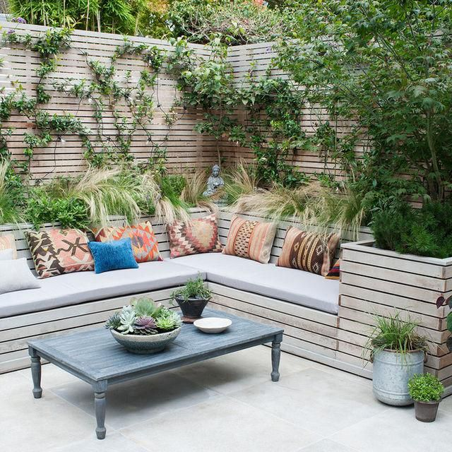 10 Outdoor Seating Ideas To Sit Back And Relax On This Summ