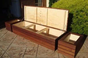 outdoor seating with storage | outdoor storage bench seat, planter .