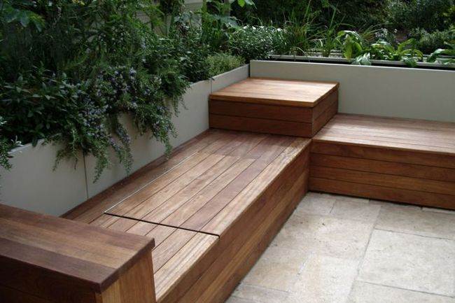 Build Corner Storage Bench Seat Woodworking Plans Amp Project .