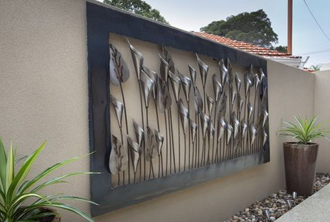 Pin on patio wall a