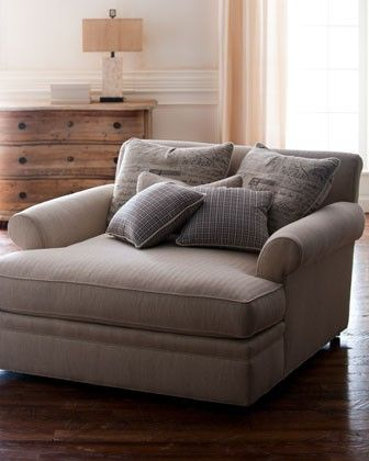 3 chaise's / over sized chairs would be great for reading *melts .