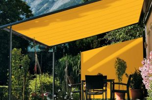 Deck awning ideas and tips | Patio sha