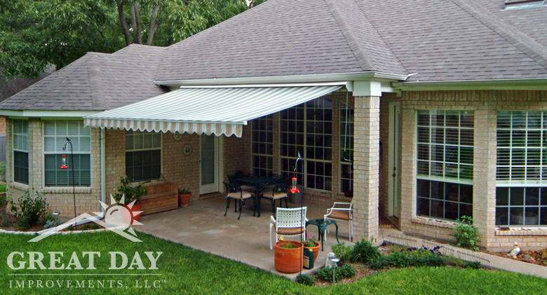 Retractable Awning Ideas, Pictures & Designs | Great Day Improvemen