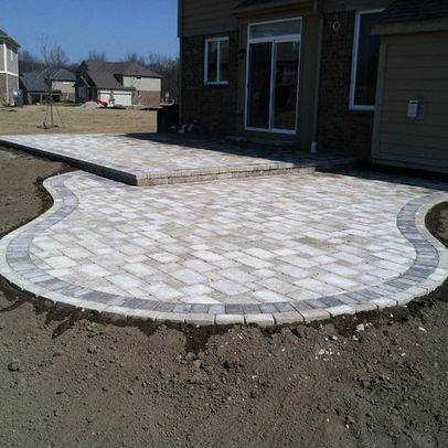 Paver Patio Design Ideas, Pictures, Remodel, and Decor - page 10 .