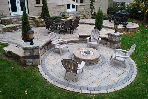 Affordable Patio Pavers Ideas for Your Beautiful Outdoor Space .
