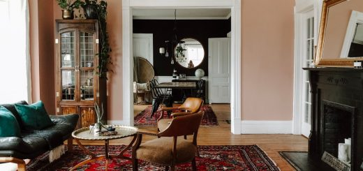 Tips to Match a Persian Rug with Your Home - Online Carpet