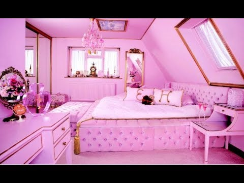 PINK BEDROOMS! Ideas for Girls Bedrooms! Awesome bedroom ideas for .