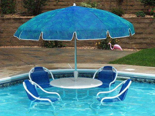 Pool Party Swimming Pool Patio Furniture - POOL-PARTY-S
