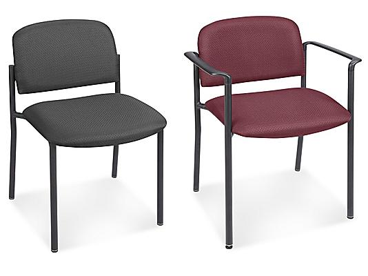Waiting Room Chairs, Stackable Reception Chairs In Stock - ULI