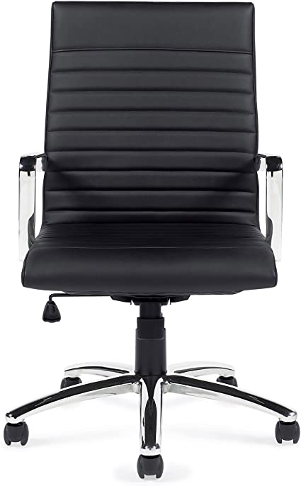 """Amazon.com : Conference Room Chairs - """"11730B"""" Contemporary Office ."""