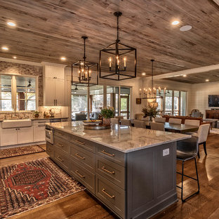 75 Beautiful Rustic Kitchen Pictures & Ideas | Hou