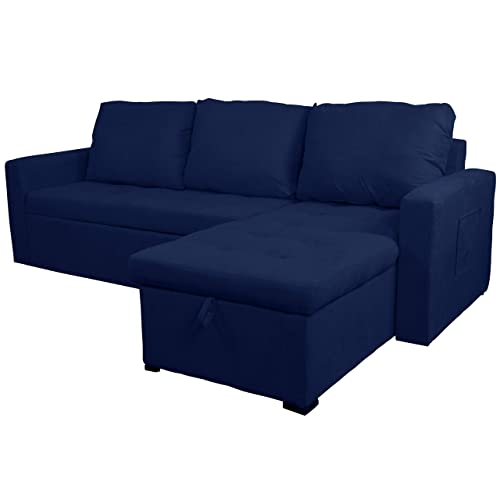 Sleeper Sectionals with Chaise: Amazon.c
