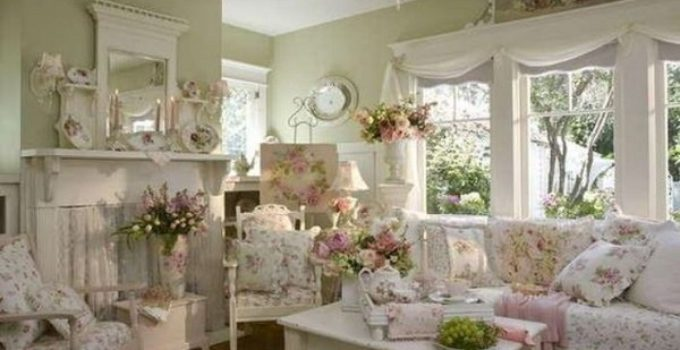Shabby Chic Living Rooms: 21+ Gorgeous Decor Ideas to Steal N