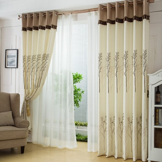 Sheer Curtain Ideas For Living Room | Ultimate Home Ide