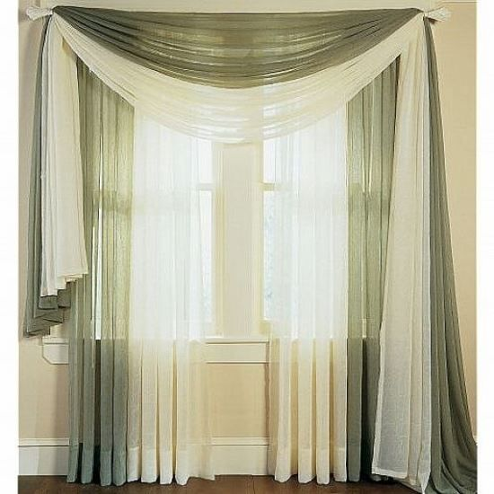 Sheer Curtain Ideas For Living Room | Curtains living room .