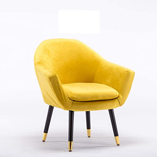 Amazon.com: Nordic Accent Chairs Natural Solid Wood Legs Single .