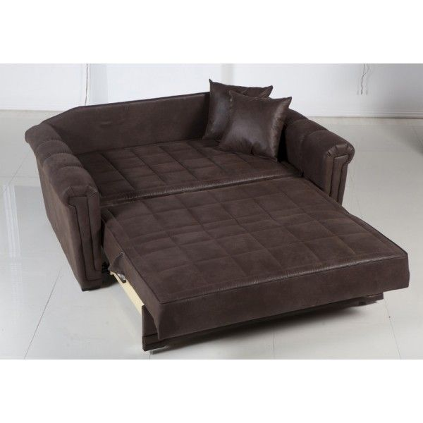 Loveseat Sleeper | Victoria Andre Pull-Out Loveseat Sleeper with .