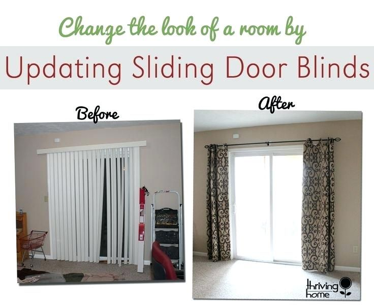 The Ultimate Sliding Glass Door Curtain Ideas Trick Now, people .