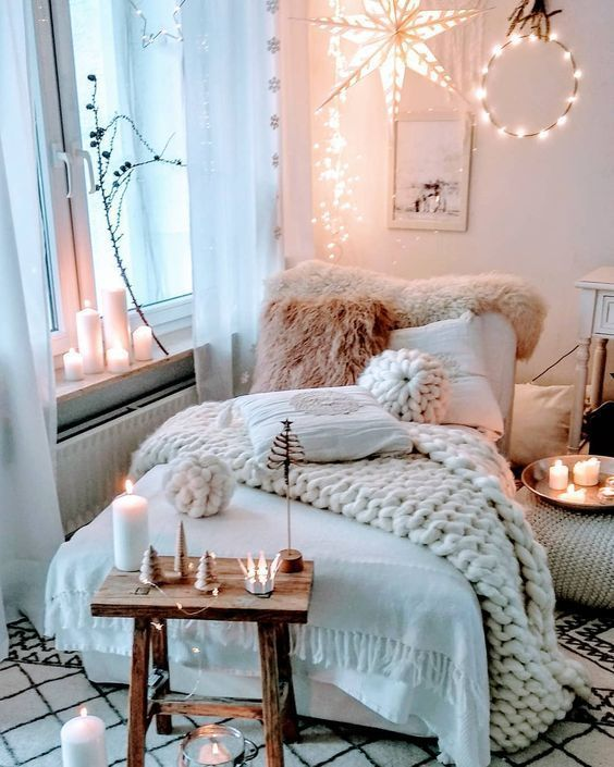 49 DIY Cozy Small Bedroom Decorating Ideas on budget   Easily to .