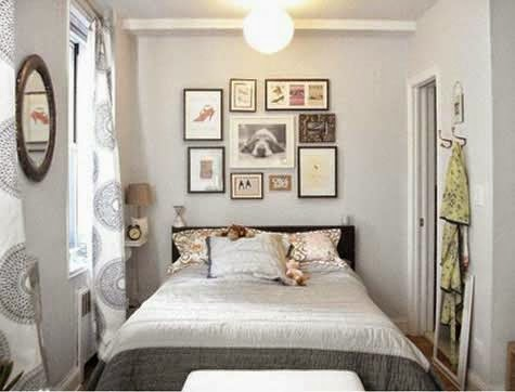 Small bedroom with beautiful impression   Armin Winkl