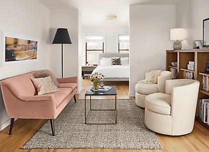 Small Space Ideas & Solutions - Room & Boa