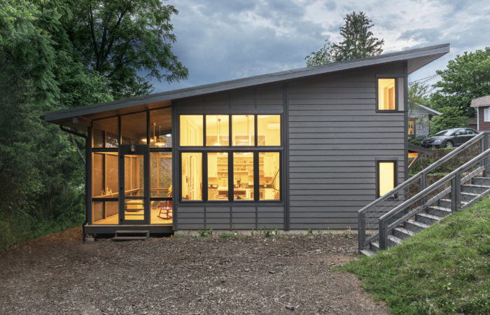 Best Small Home 2018: Small House Has It All - Fine Homebuildi