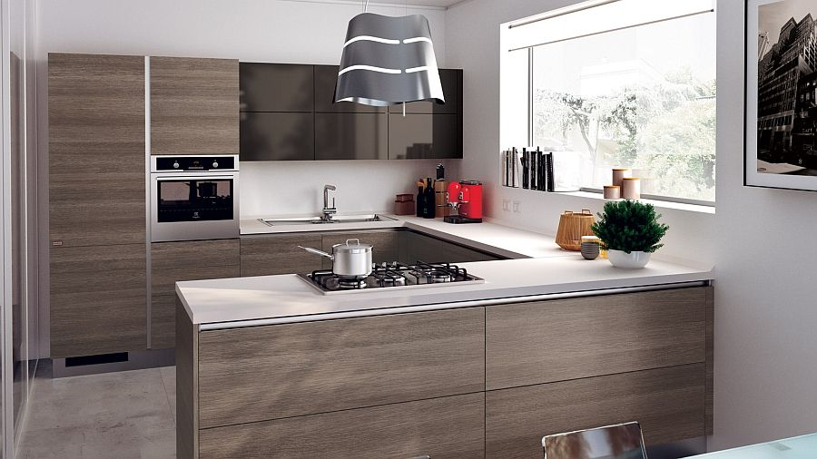 12 Exquisite Small Kitchen Designs With Italian Style   Simple .