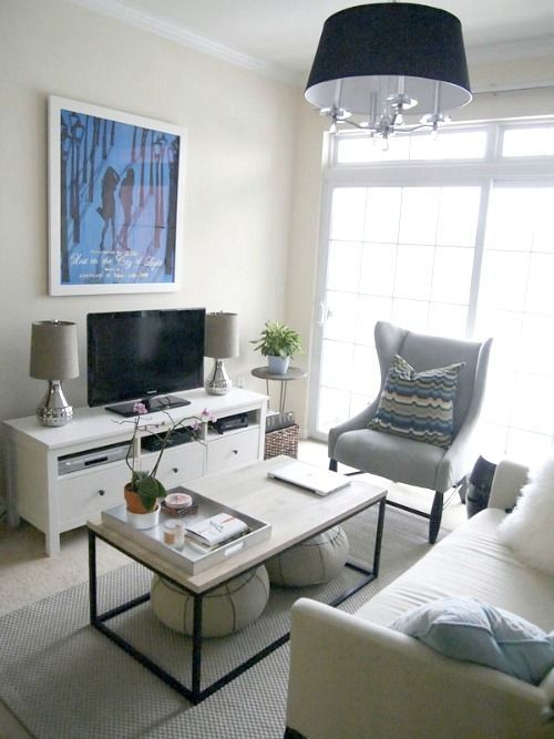 25 Great Tips for an Extra Stylish and Cozy Living Room | Living .