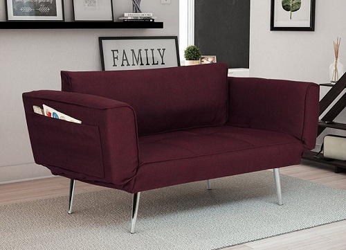 7 Modern Loveseat For Small Spaces - Krave