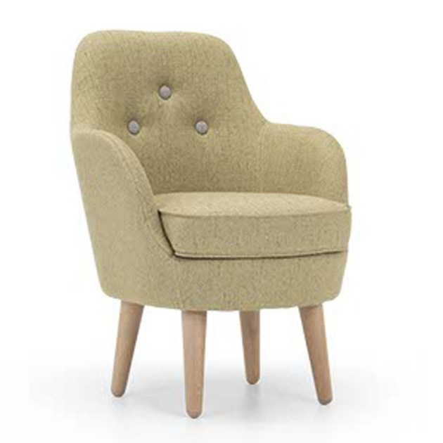 Small Upholstered Armchair