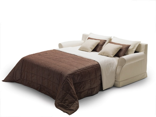 Comfortable sofa bed is essential for a maximum comfort experience .