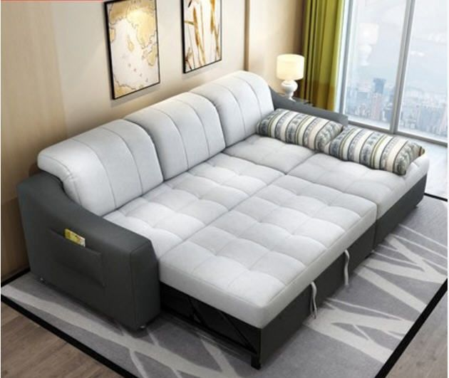 Sofabed for Comfortable Versatile Uses   Sofa bed with storage .