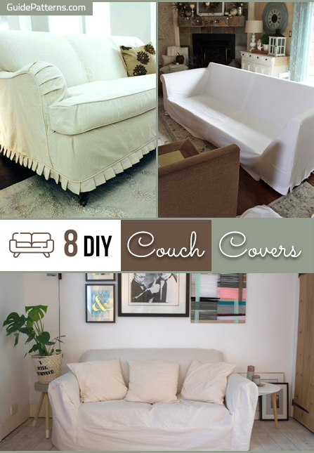 8 DIY Couch Covers | Guide Patter