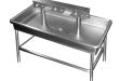 CWIS Commercial Stainless Steel Sinks - Willoughby Industri
