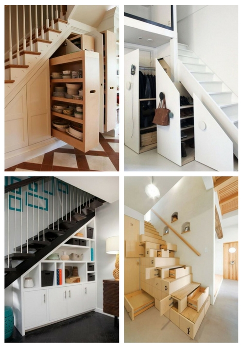 32 Clever Under The Stairs Storage Ideas | ComfyDwelling.c