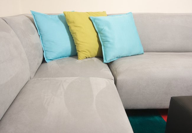 How to Clean a Suede Couch - Bob Vi