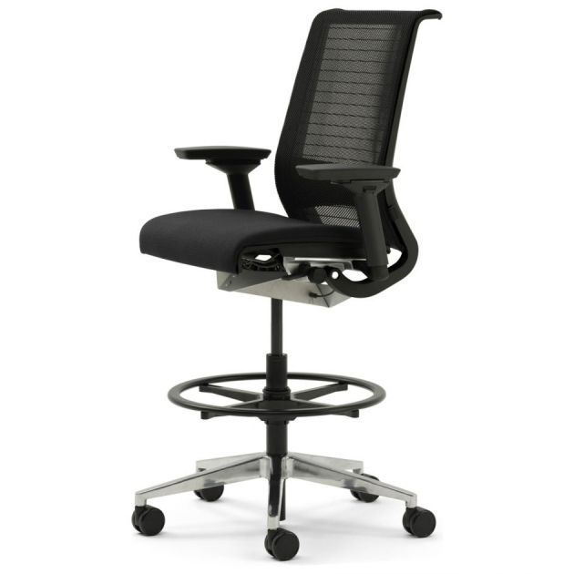 Tall Office Chairs For Standing Desks | Best office chair, Chair .