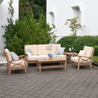 Teak Patio Furniture   Find Great Outdoor Seating & Dining Deals .