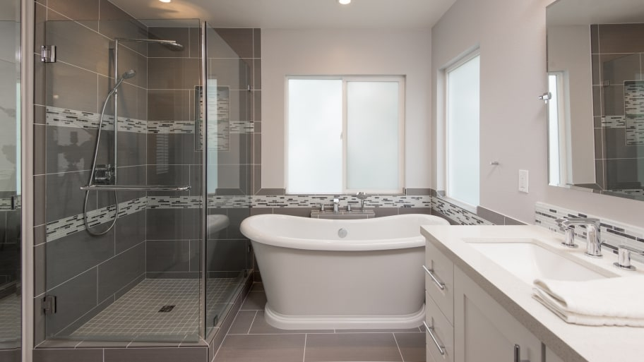 How Much Does Bathroom Tile Installation Cost? | Angie's Li