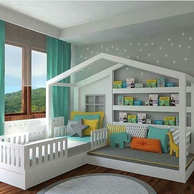 20 Modern Boys Bedroom Ideas (Represents Toddler's Personality .
