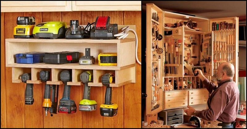 Tool Storage Ideas – The Owner-Builder Netwo