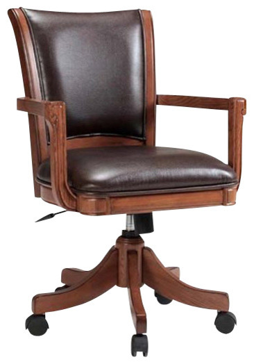 Park View Caster Game Chair - Traditional - Office Chairs - by .
