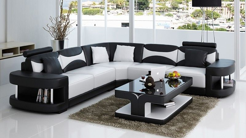 2018 Modern Corner sofas – Add a stylish modern touch to your home .